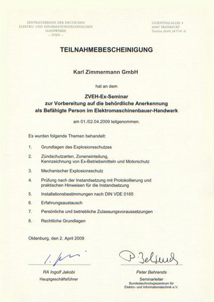 Zentralverband der Deutschen Elektro- und Informationstechnischen Handwerke